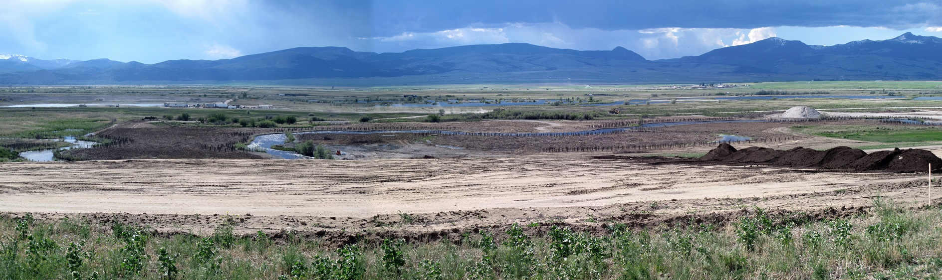 Clark Fork River Remediation - Warm Springs to Garrison